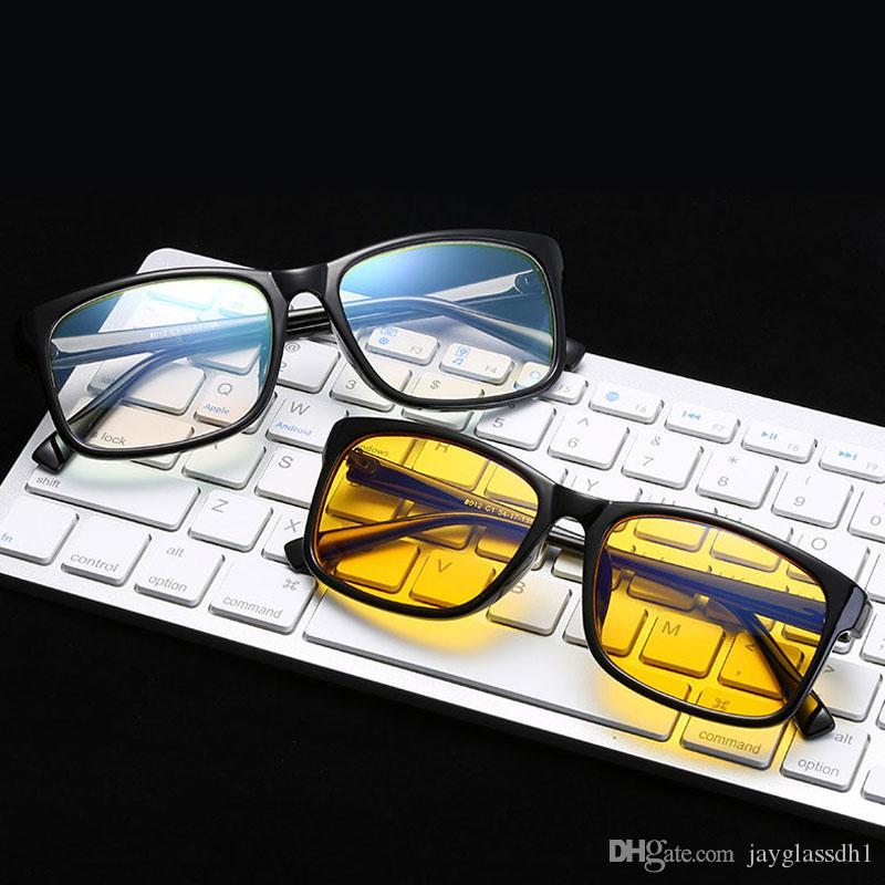 bee6e4eff1c Brand Designer Spectacle Optical Glasses Frame Simple Anti Radiation  Computer Glasses Glasses Frames For Women Oculos De Grau Discount  Sunglasses Sports ...