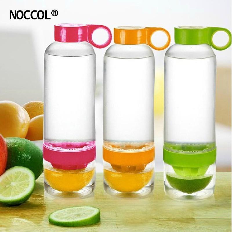 Noccol Transparency Plastic Bottle 2018 Korean Bpa Free Juice Drink