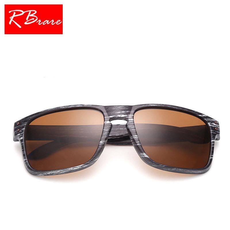 d7654d5fd4b RBRARE 2018 Imitation Wood Grain Sunglasses Women Men Brand Designer  Eyewear Unique Wooden Legs Glasses Reflective Oculos De Sol Designer  Glasses Sunglasses ...