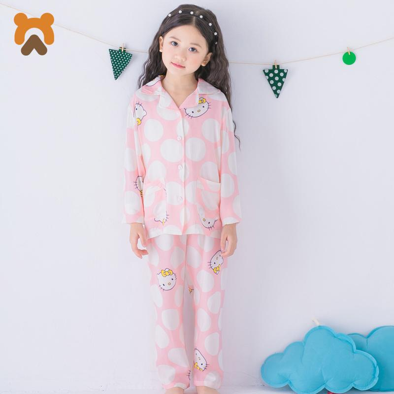 Have An Inquiring Mind Girls Spring Autumn Clothes Set Cartoon Baby Childrens Suit 100% Cotton Tops Girls' Clothing Pants 2pcs For Kids 3 4 5 6 7 8 9 10 Years Old High Standard In Quality And Hygiene