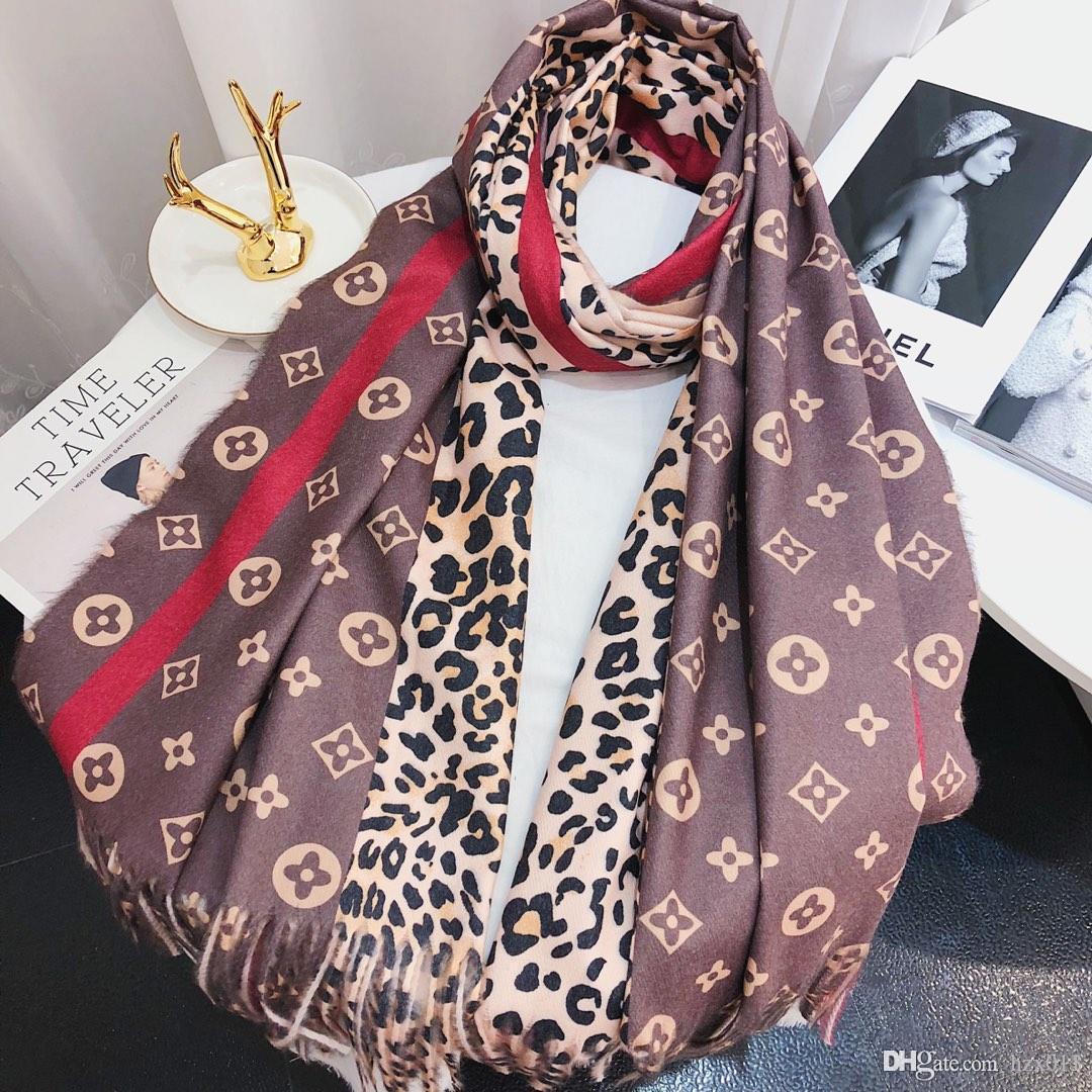 82d0bafa6270 2018 tejido primavera invierno mujeres bufanda a cuadros cálido cachemir  bufandas chales de lujo marca cuello bandana pashmina mujer wrap