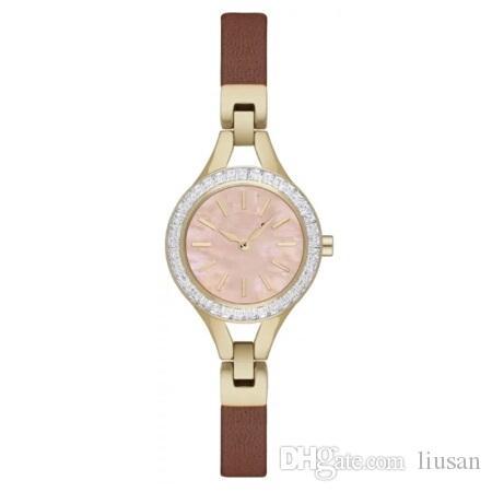 nuovo di zecca 0646b ebd53 Il signore classico di modo guarda gli orologi del quarzo ar7415 Orologi di  alta qualità L'orologio di marca libera il trasporto