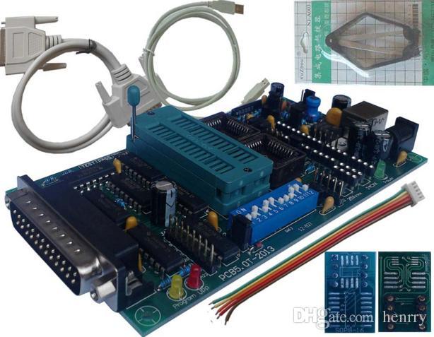 Willem EPROM Programmierer PCB50 Willem Komplettset Willem PCB EPROM EEPROM Flash I2C Die neueste PCB Version PCB5.0
