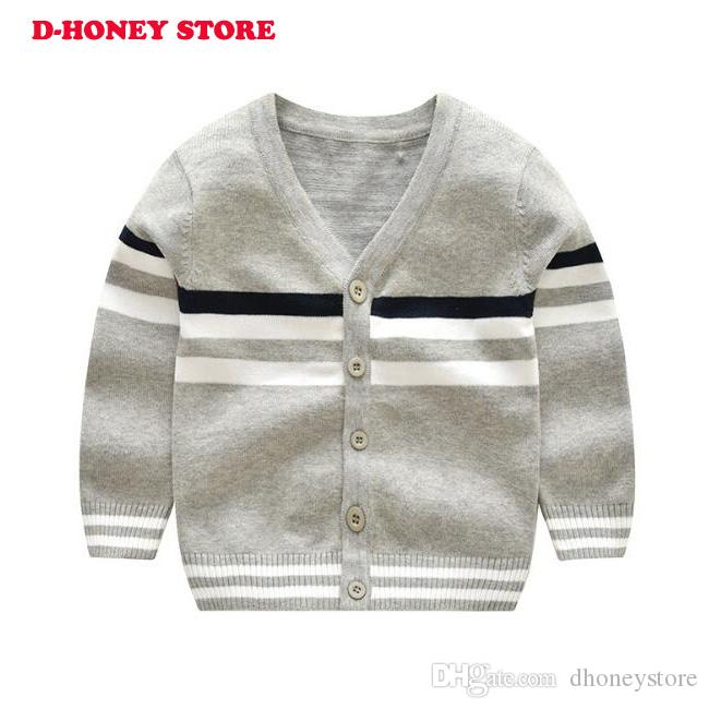 c7678c4d3 Autumn Winter Knitwear Sweater Top Baby Children Clothing Boys Girls ...