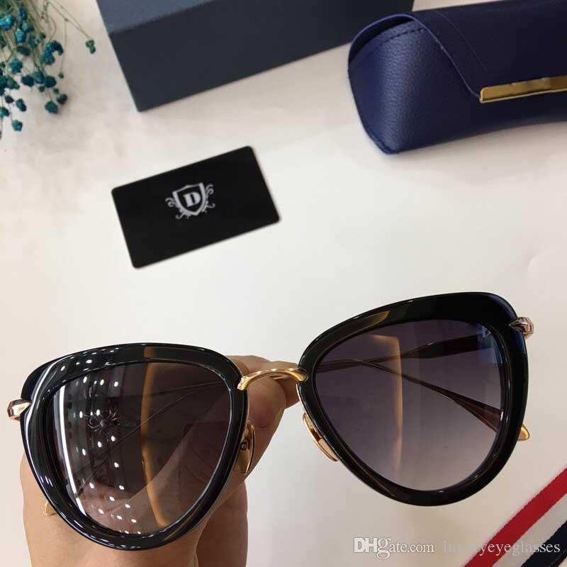 b209fc25d3 Cat Eye Frame Sunglasses Women Brand Designer Driving Sun Glasses ...