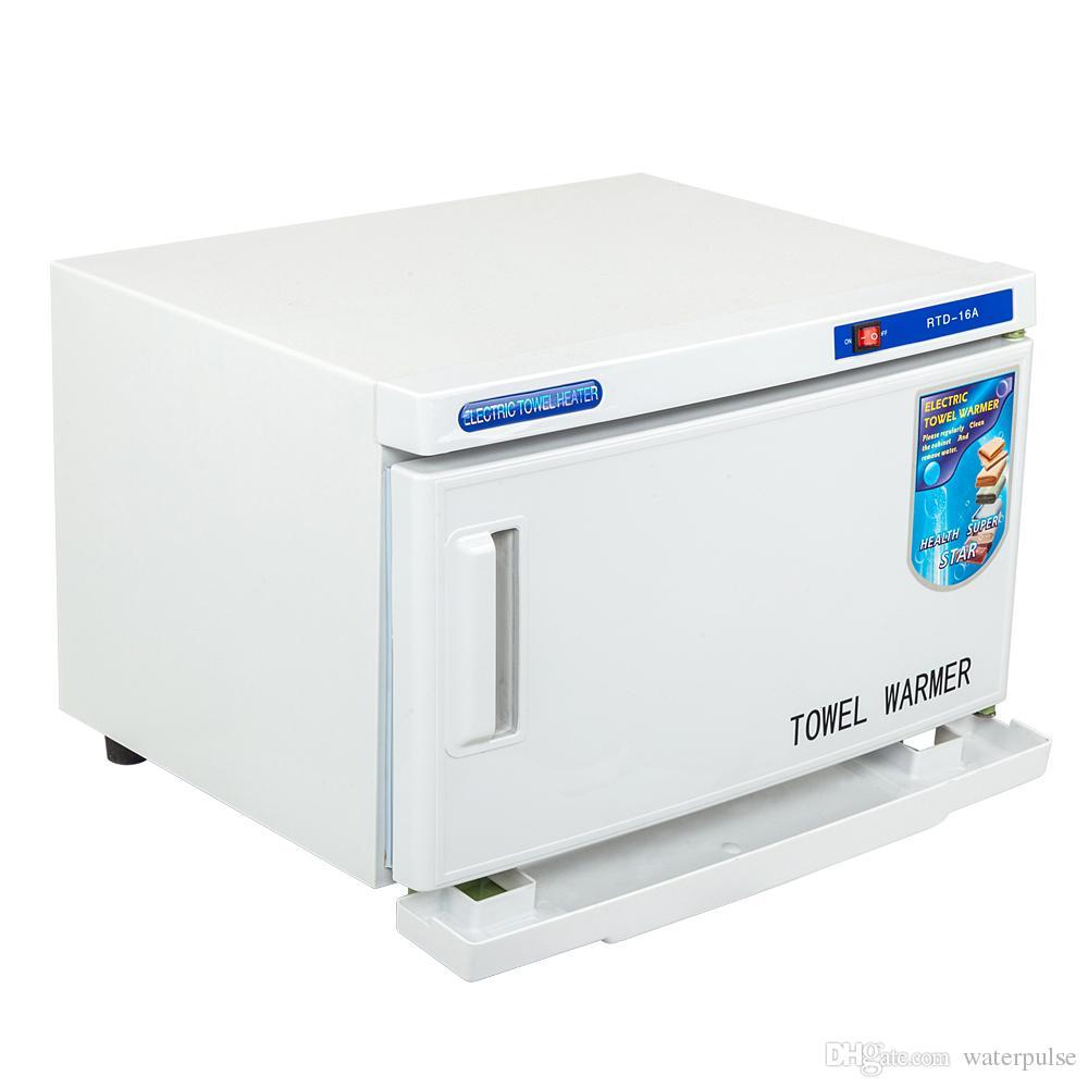 2019 16l Salon Hot Uv Sterilizer Cabinet Towel Warmer