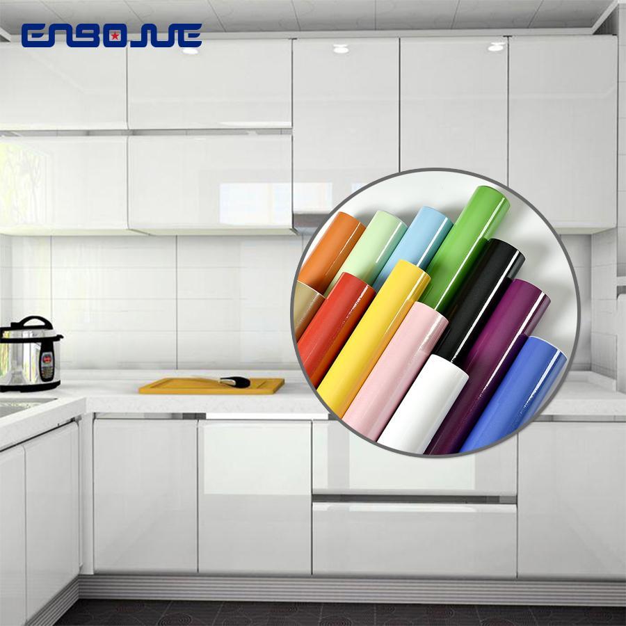 Furniture Renovation Sticker Kitchen Cabinet Wardrobe Decoration