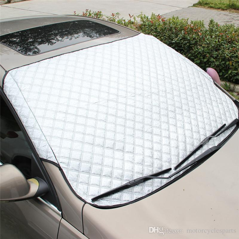 Car Window Sunshade Car Covers For SUV And Ordinary Car Sun Shade  Reflective Foil Windshield Anti UV Outdoor Car Covers Uk Outside Car Cover  From ... 9a01b768e25