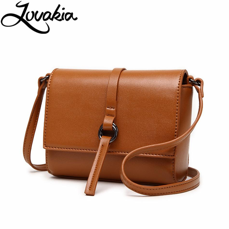 9d96afed64a91c LOVAKIA Women Bag Bow Handbag Pu Leather Women'S Shoulder Crossbody Bags  Ladies Small Handbags Purse Bags Bolso Gray/Black/Brown Leather Satchel  Ladies Bags ...