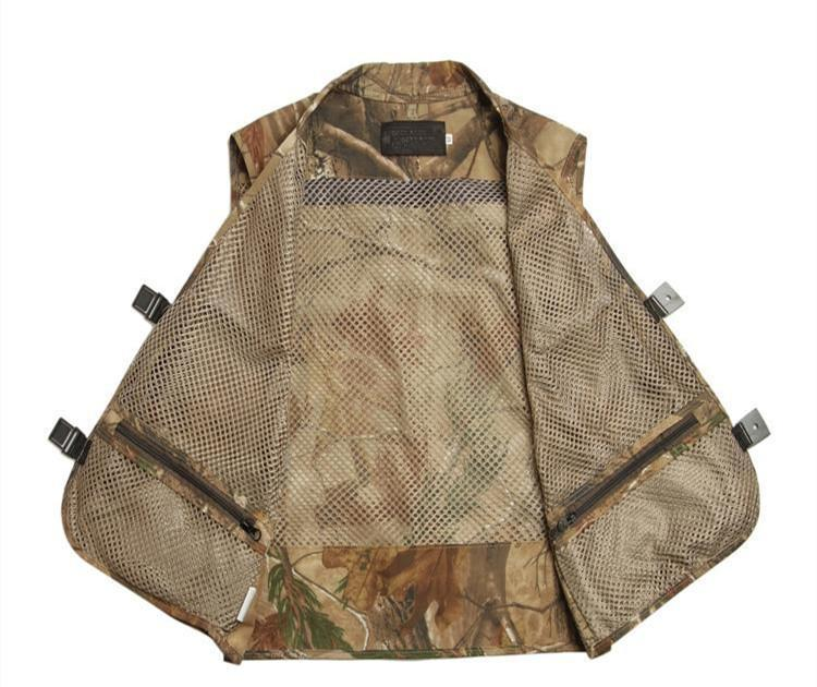 eee2f10fdc24c 2019 Reed Camouflage Fishing Vest Duck Hunting Hunter Clothes From  Hcaihong, $41.08 | DHgate.Com