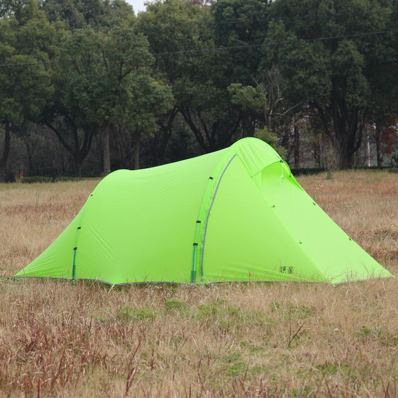 c072f8e7c9c2f0 Acquista Asta Gear Tenda Da Campeggio Esterna Ultralight 2 Persone Tunnel  Tent 20d Ripstop Nylon Rivestimento In Nylon Antivento Escursionismo A  $226.07 Dal ...