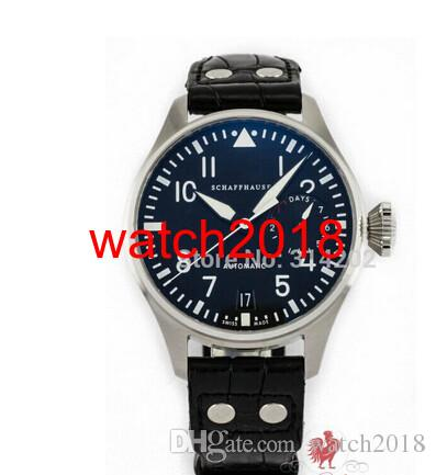 Luxury Watches New Big Pilot 7 Day Power Reserve Automatic Day - Date Men's Watches Brand Watch 5004.01