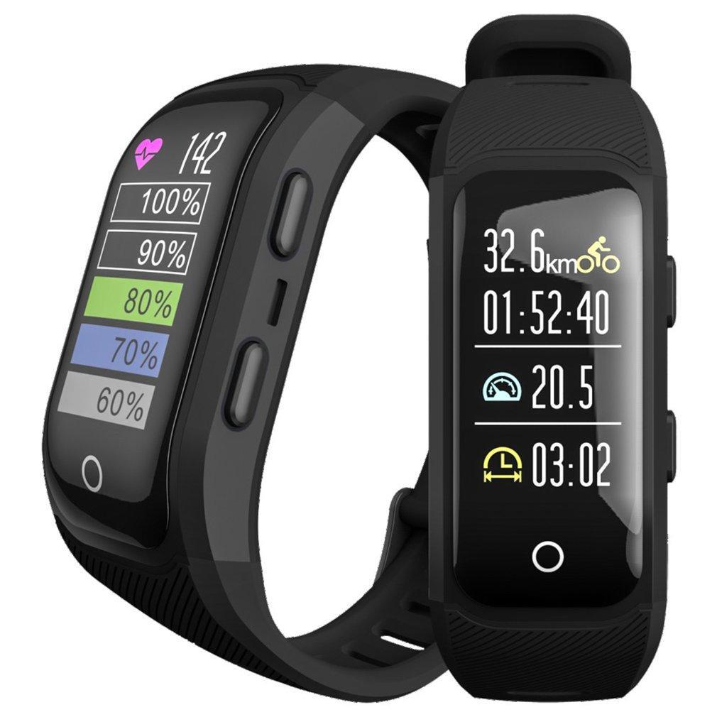 b1e3ea811eb Compre GPS Correndo Esportes Ao Ar Livre Relógio Inteligente Multi Função  De Modo De Treinamento Distância Calorie Velocidade Contagem De Horas  Relógio Para ...