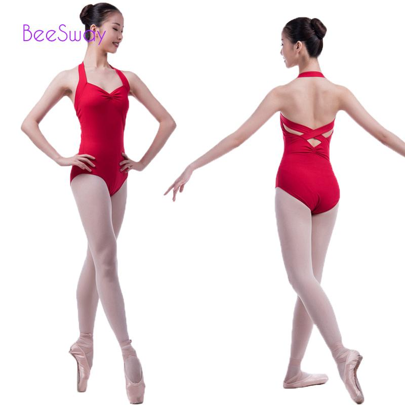 Red Dance Costume Ballet Gymnastics Leotard For Girl Ballet Leotards For  Women Adult Bodysuit Clothing UK 2019 From Dayup a466fcf4b3a7