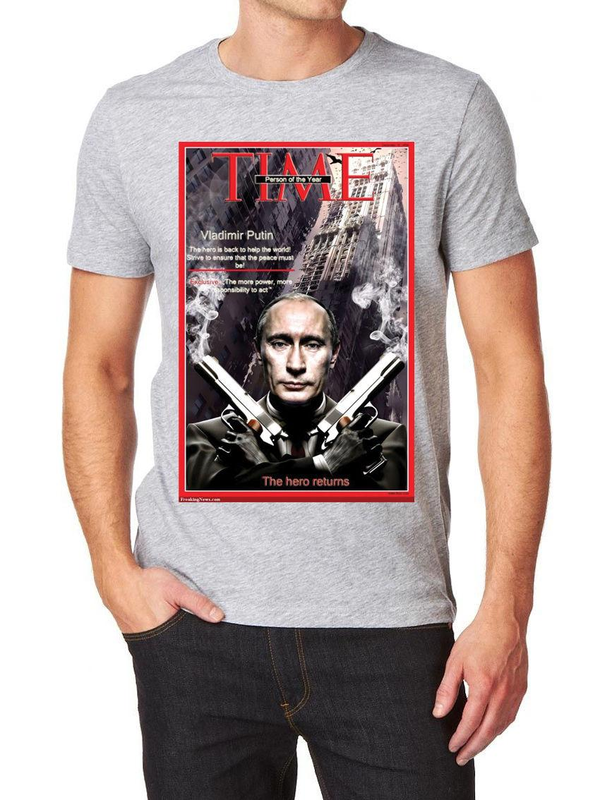 Men The Tee New Vladimir Shirt Loom By Of Epson Putin T Fruit Print QCEBdoeWxr