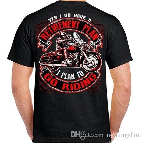Nuevas Motocicletas Grandes Para HombresTrabajoNegro234xl A4 Harley Davidson Camisetas gyYf67b