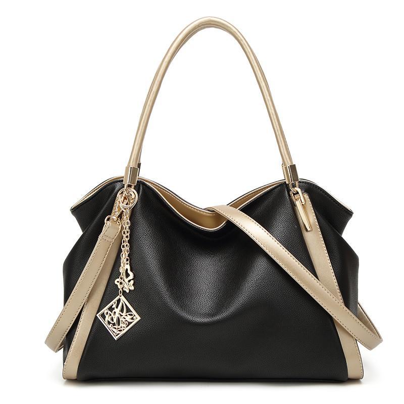 fc92ffb9b Acquista Borse Di Lusso Di Moda Borse Da Donna Designer Soft Leather Fringe  Shoulder Tote Bag Grande Messenger Crossbody Bag Le Donne Bolsas A $46.76  Dal ...