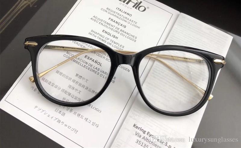 59f2e50e24 New Luxury Glasses Women Designer Popular Glasses Hollow Out Optical Lens  Cat Eye Full Frame Black Tortoise Grey Pink With Case Heart Shaped  Sunglasses ...