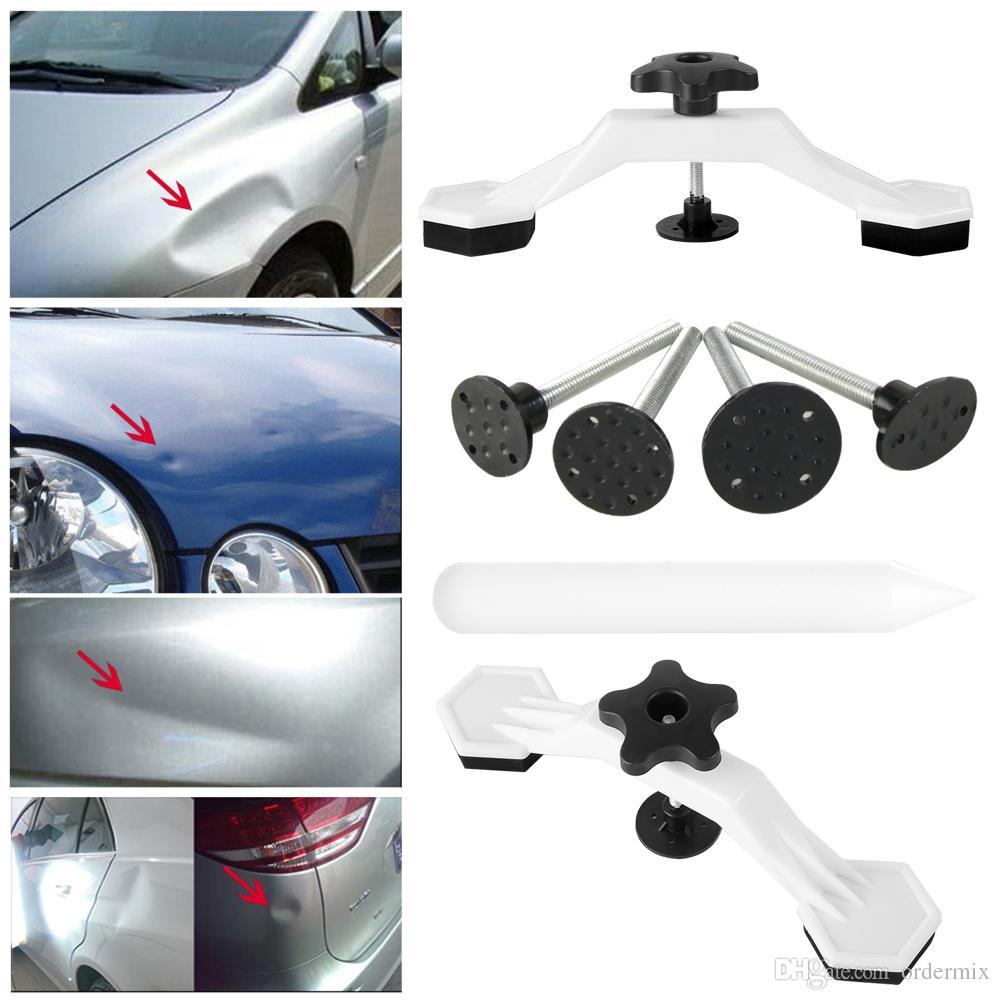 سيارة دنت paintless أدوات إصلاح دنت بولير إزالة حائل الغراء سحب علامات صالح لسيارات bmw أودي vw ford العالمي سيارة استخدام