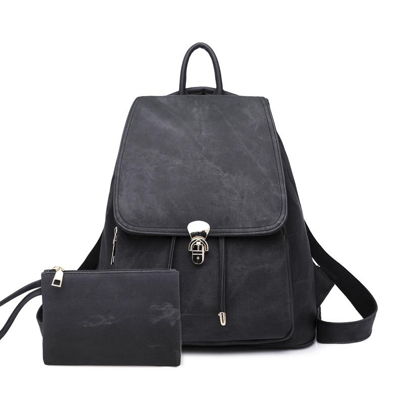 d0b26f0326 2018 Backpack For Womens Leather Women Backpack Small Fashion Korean ...