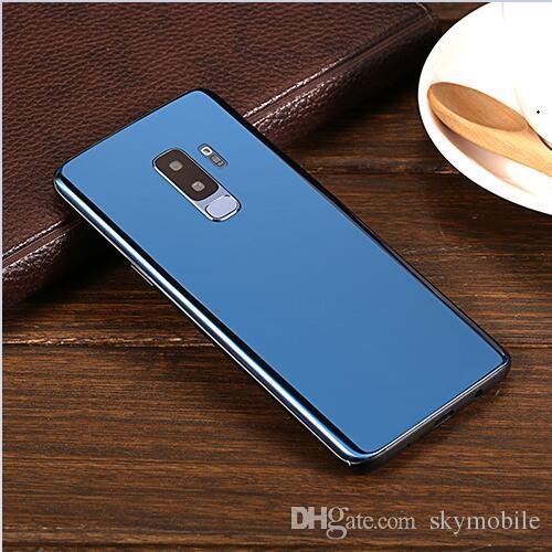 Goophone S9 plus S9 Real Fingerprint 6 2 Full Screen MTK6580 Quad Core  Andorid 7 0 Rom 8GB Ram 1GB 3G Show 128gb/4g lte Cellphone Unlocked