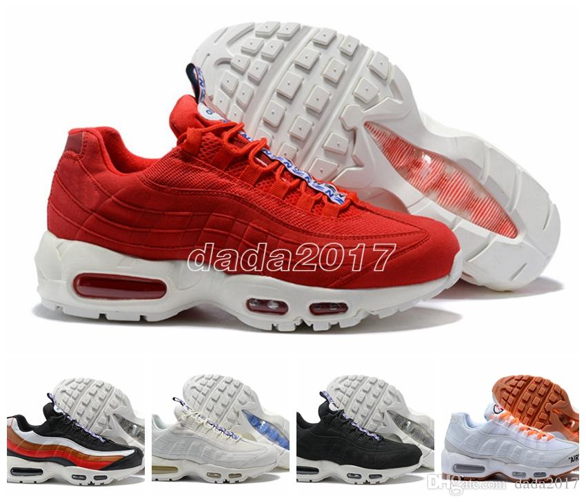 Cushion 95 TT Running Shoes for Women Men Sports Sneakers 95 OG Racer Shoes Brand Ourdoor Walking Trainers Dropshipping brand new unisex cheap price sale cheap online cheap sale fake cheap ebay 7KASHwDR