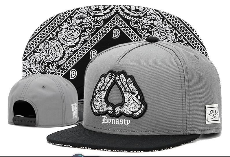 Good Selling 2018 Wholesale Cayler And Sons Snapback Hats Casquette Bone  Sport Cap Men Snap Back Dad Hat Baseball Basketball Adjustable Caps Custom  Hat Caps ... 975168443d9d