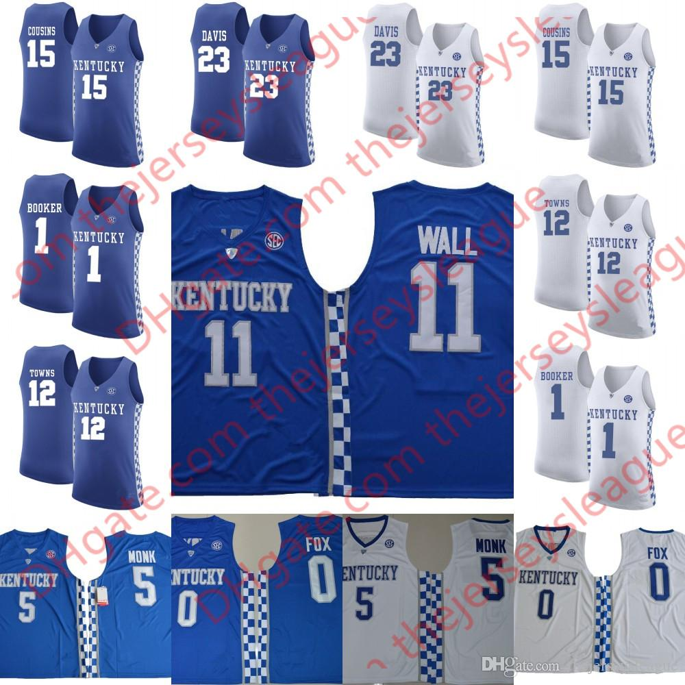 los angeles d6ad7 3c4e5 aliexpress anthony davis kentucky jersey for sale 32068 adf7d