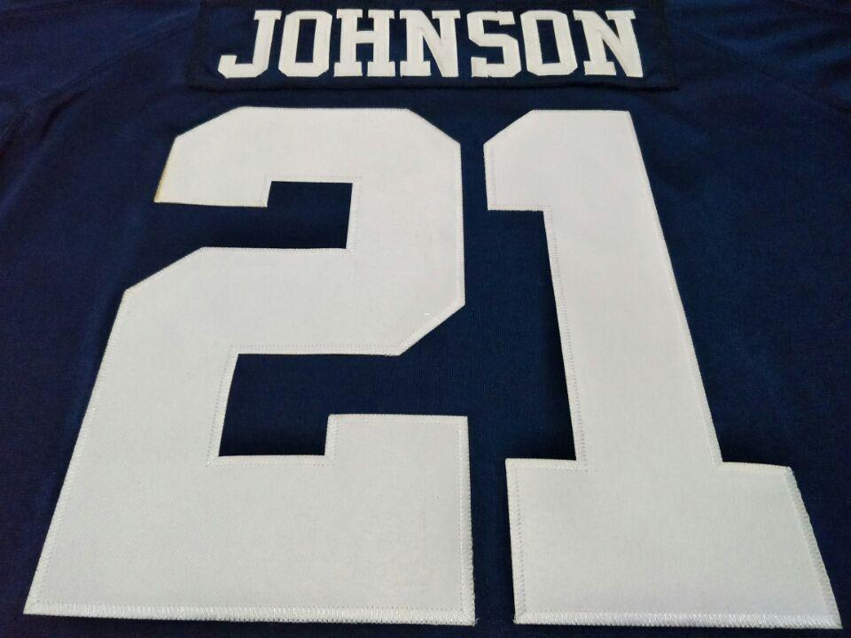 9e0d11d2 Youth Auburn Tigers #21 KERRYON JOHNSON College Jersey Or Custom Any Name  Or Number Jersey KERRYON JOHNSON Online with $39.35/Piece on Ncaa001's  Store ...