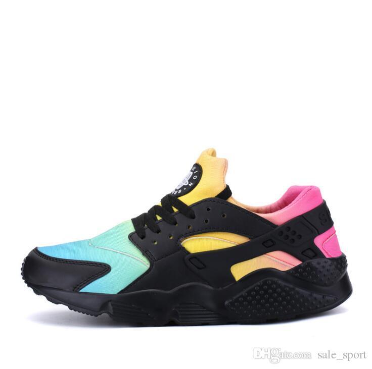 c963ddc247b7 2018 New Huarache Ultra Running Shoes Designer Sneakers Mens ...