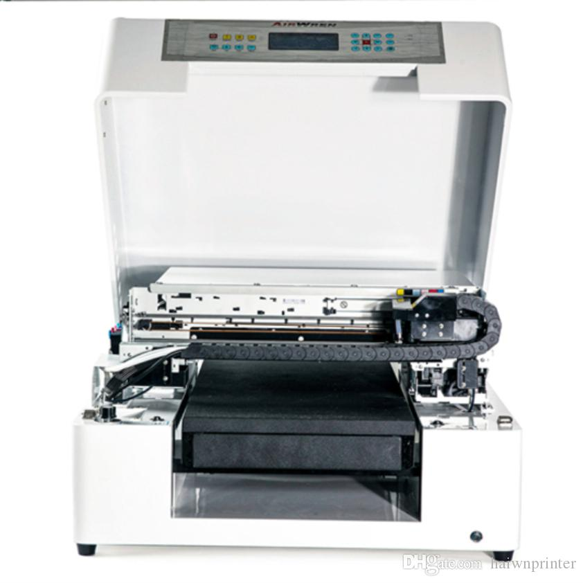 Factory Pvc Card Printer Uv Printing Machine Good Performance Ar Led