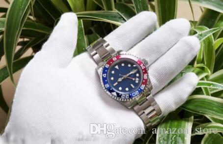 Best Mens Watches 2020 2020 New Top Luxury Mens Watches Men Pepsi Blue Red Bezel