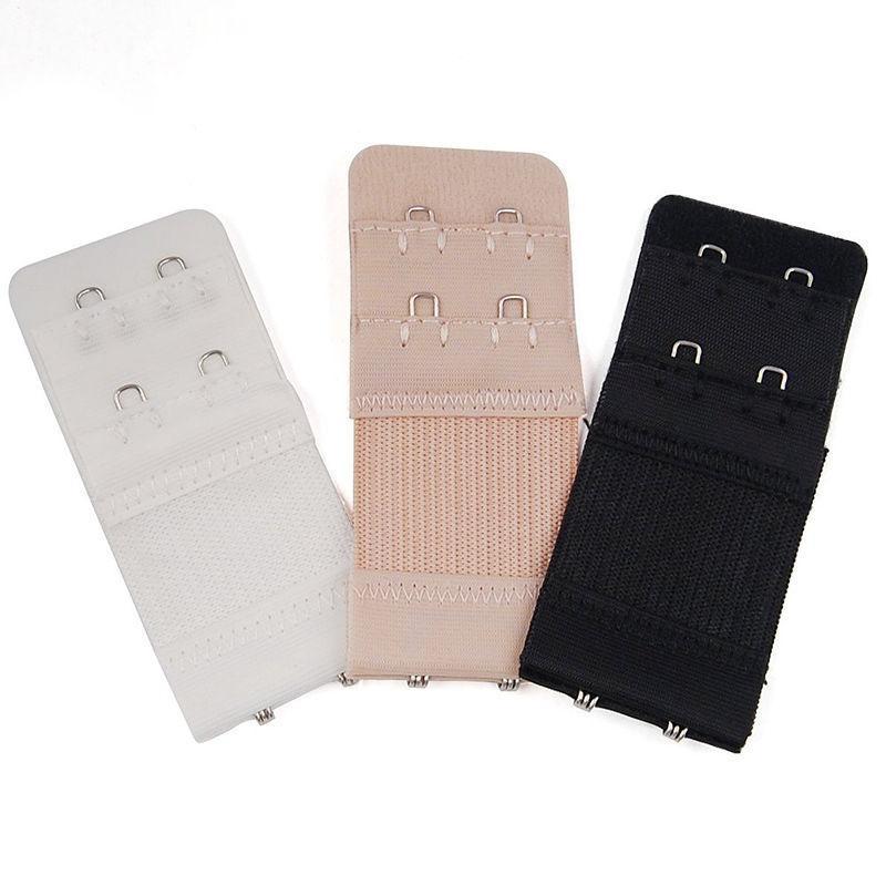 5e8340752b412 2019 Ladies Bra Extender 2 Hook Bra Extension Strap Underwear Strapless Bra  Accessories Women S Underwear Expander Intimates From Luckyrainbow kz