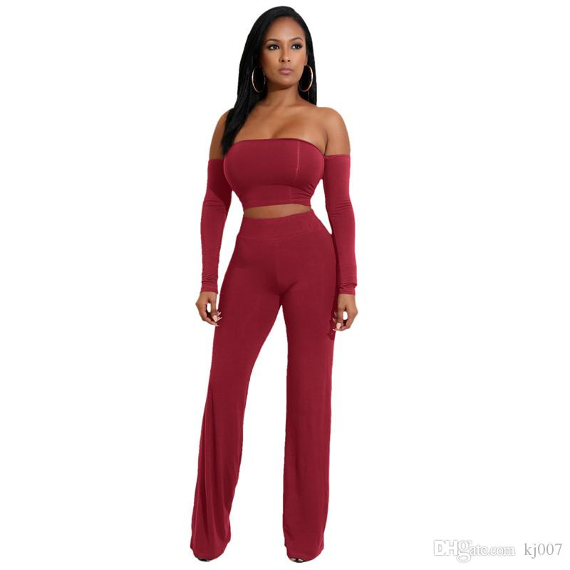 New Style Fashion Jumpsuits Long Sleeve Women Summer Shirt Sexy Tie Women's Two Piece Pants Hot Sale Lady Clothing Bodycon Dresses
