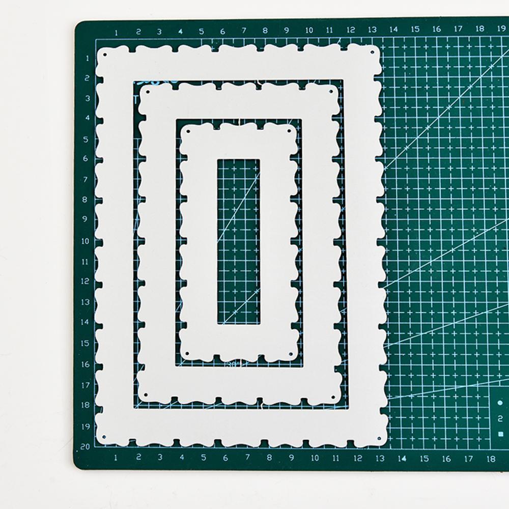 2018 Diy Vintage Frames Cutter Scrapbooking Die Cut Embossing Metal ...