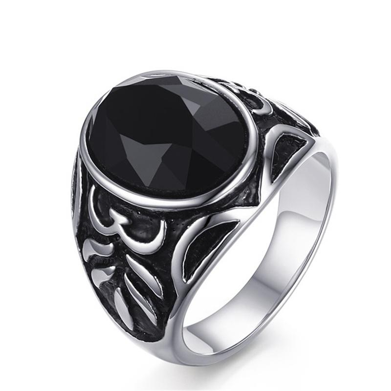 engagement dragon men products jewelry punk vintage biker male new for rock rings claw ring gothic alloy valuables steel metal stainless