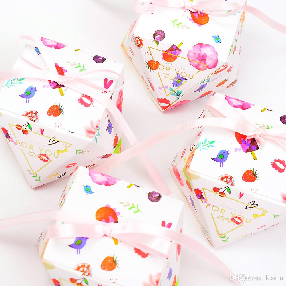 Gift Candy Boxes Favor Box For Wedding Decoration Birthday Party ...