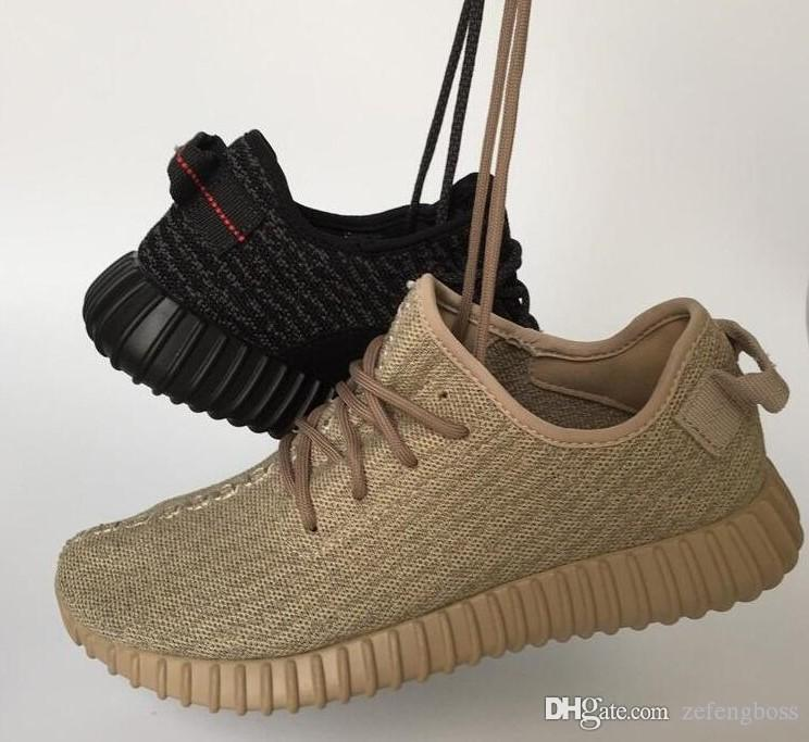 48faeceb80e3d 2019 Newest Sale Kanye West Shoes Boost 350 V1 Oxford Tan Moonrock Pirate  Black Turtle Dove Low Cut Sply-350 Sneakers Athletic Zefeng Kanye West 350  V1 350 ...