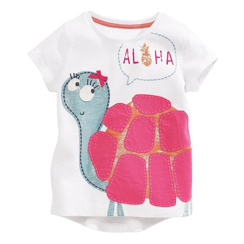 59a6b7287 Super Girl Fashion Printed T Shirts For Girls T Shirt Kids Classic ...