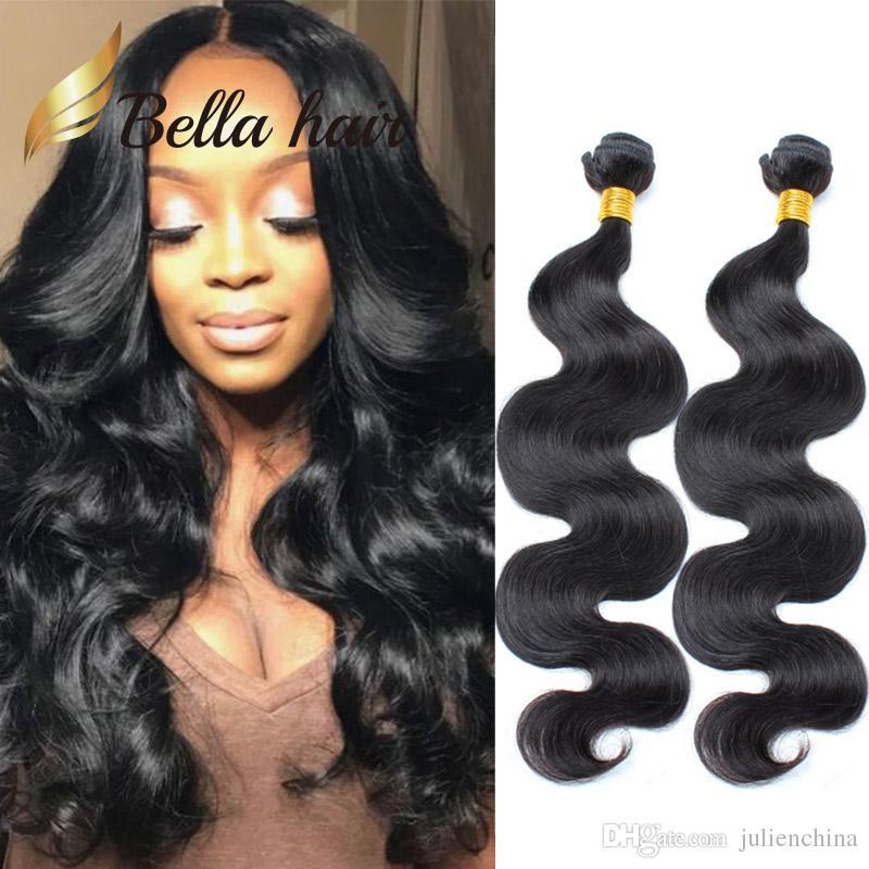 Bella Hair 2 Bundles To Sell Unprocessed Brazilian Human Hair