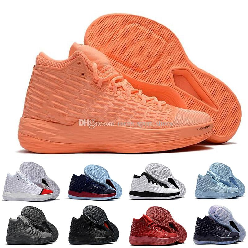 5d442900541 2019 2018 13 Men S Basketball Shoes New Top Quality Carmelo Anthony M13 For Cheap  Sale M13 Sports Training Sneakers From Mens sport shoes