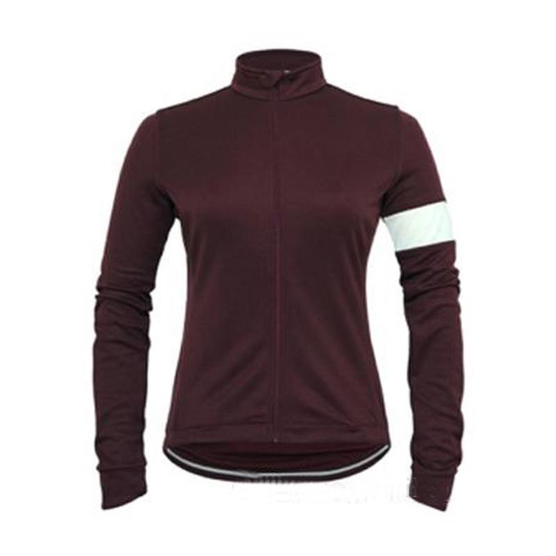 RAPHA team Cycling Jersey Long Sleeve Shirts 2019 MTB Bike wear Mens Race clothes Bicycle Outdoor Clothing Ropa Ciclismo Q60510