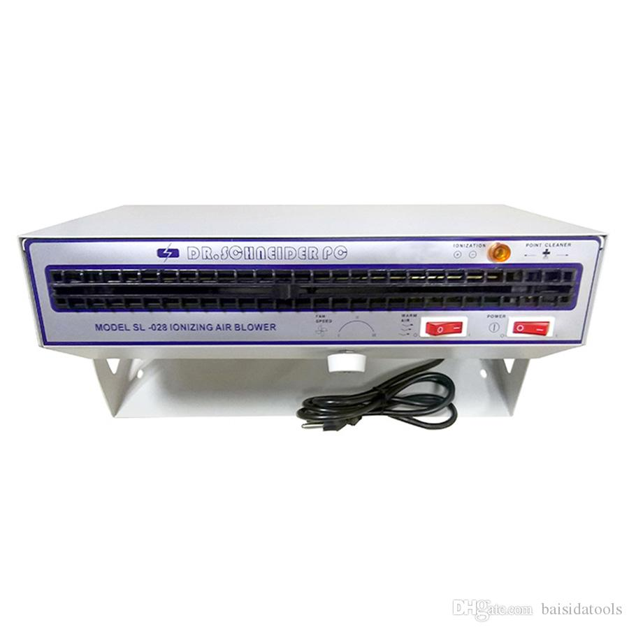 Blowers Power Tools Horizontal Electrostatic Ion Fan Static Eliminator High Pressure Ionizing Air 110v 220v Top Quality Version