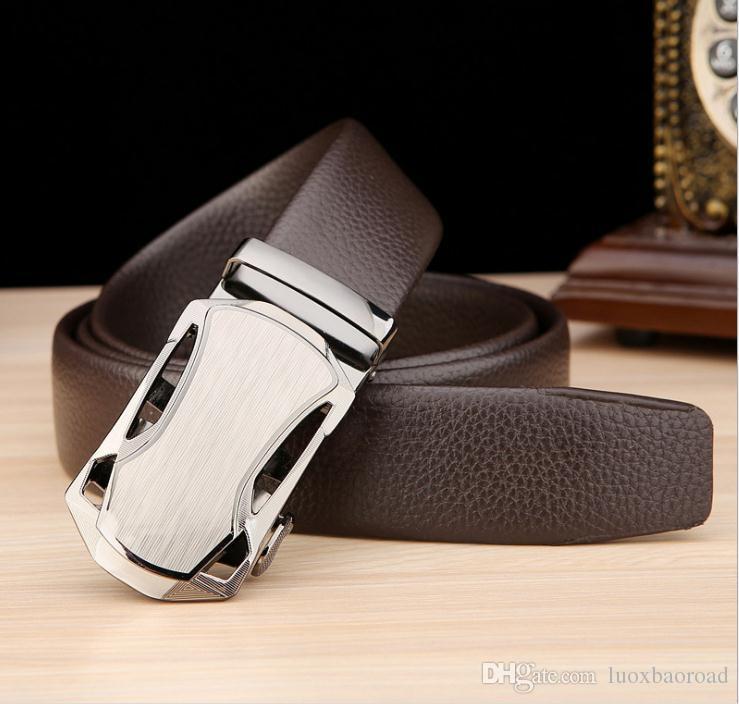 2f32f52ed95b Hot Sale! Automatic Belts For Men Cummerbunds High Quality Male Belt ...