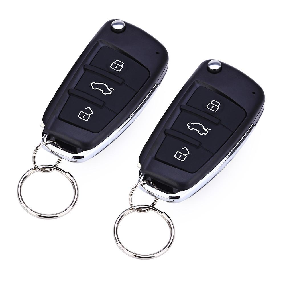 Universal Car Remote Keyless Entry System Central Lock Unlock Car