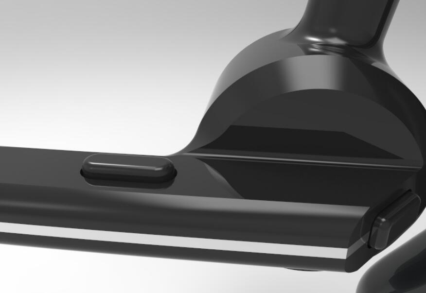 Oreille crochet business Bluetooth Casques Sans Fil Casques Bluetooth 4.0 bluetooth stéréo casque pour iphone samsung NOIR avec détail