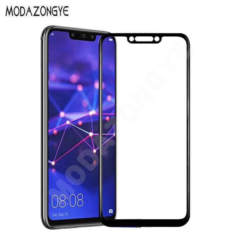 f9d5eefc3ed Pantallas De Fondo Para El Vidrio Templado Huawei Mate 20 Lite Protector De  Pantalla Huawei Mate 20 Lite SNE LX1 Mate20 20Lite Full Cover Glass 6.3 ...