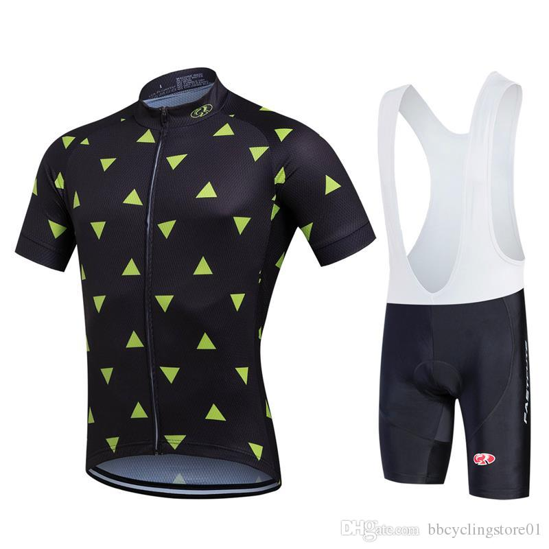 Brand FASTCUTE Short Sleeve Cycling Jerseys And Cycling Shorts Sets For Men  Summer Breathable Cycling Clothing Maillot Ciclismo Bike Clothes Bike  Jerseys ... fbb1849dd