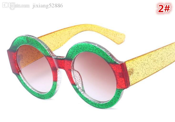 8a76521b79b Vogue Sunglasses High Grade Man Ma Am Large Frame Color Frame Sun Glasses  Best Selling Global Wholesale Retail 1  8  J498  Sport Sunglasses  Prescription ...