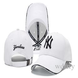 654b9e9ee7f NY Peaked Cap Multicolor Hip Hop Baseball 100% Cotton Caps Embroider ...